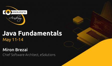 Java Fundamentals: Open Course
